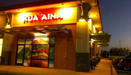 Kitchen and Counter Positions – Kua'aina Sandwich (Kapolei)