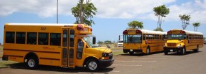 School Bus Drivers – Ground Transport (Waipahu/Ewa Beach/Kapolei/Waianae)