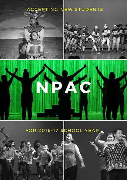 NPAC_newstudents